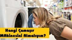 Çamaşır makinesi önerileri