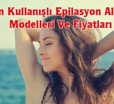En Kullanışlı Epilasyon Aleti Modelleri Ve Fiyatları