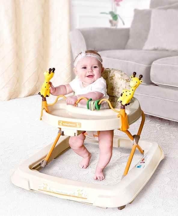 Bebekler için yürüteç kullanılmalı mı
