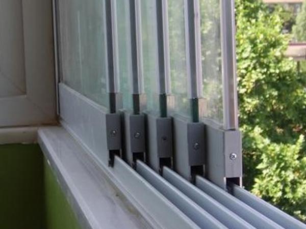 Katlanabilir Cam Balkonlar