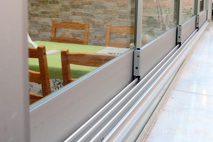 Cam Balkon Tavsiyesi - Sürme Cam Balkonlar