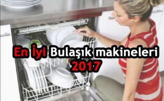 En iyi Bulaşık makineleri 2017