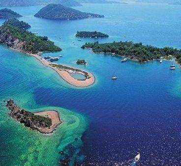 Akdeniz Bölgesi'nde Muhafazakar Tatil Yerleri